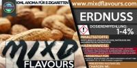 Erdnuss - MIXD Flavours Aroma 10ml