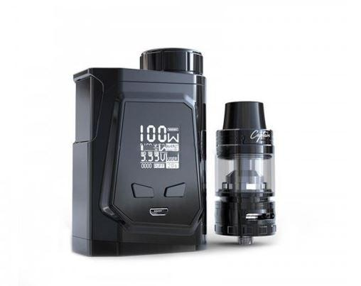 iJoy Capo 100 Watt TC 3,2ml kit inkl. 21700 Akku