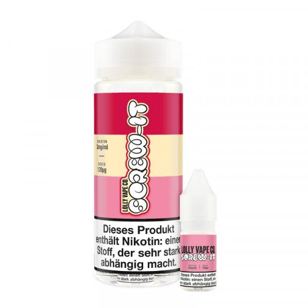 Lolly Vape Co. E-Liquid 6x10ml Screw It 3mg