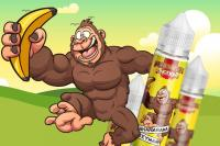 Bananarama Monkeyman - Forsaken Kingdoms Liquid 50ml 0mg