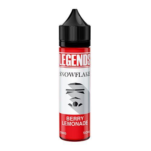 Snow Flake - Legends Liquid 50ml 0mg