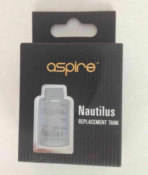 Glas-Tank für den Nautilus Mini von Aspire