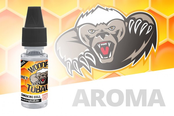 Smoking Bull Aroma 10ml Honey Woodruff Tobacco