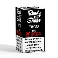 Ready to Shake NikotinShot 10ml 20mg 70VG/30PG