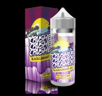 Blackcurrant Ice - Crusher Liquid 100ml 0mg