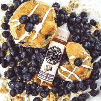Cinnamon Glazed Blueberry Scone - Barista Brew Co. Liquid 50ml 0mg