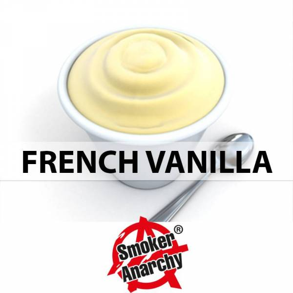 French Vanilla - Smoker Anarchy® Liquid 10ml
