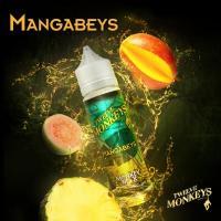 Mangabeys - Twelve Monkeys Liquid 50ml 0mg