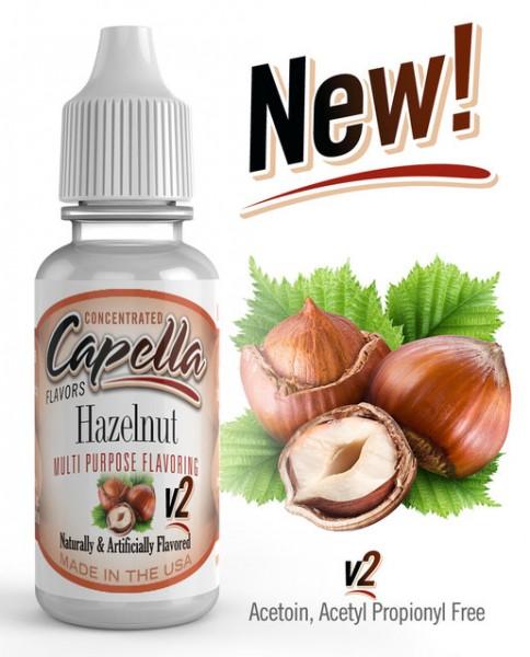 Capella Aroma 13ml Hazelnut V2