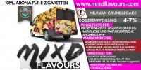 Milkvan Crumblecake - MIXD Flavours Aroma 10ml