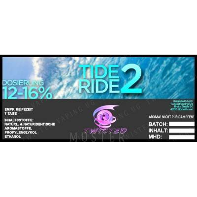 Tide Ride 2 - Twisted Flavors Aroma 10ml