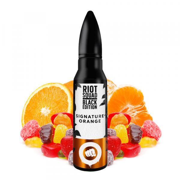 Signature Orange - Riot Squad - Black Edition 15ml Aroma