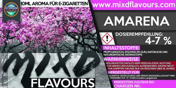 MIXD Flavours Aroma 10ml Amarena