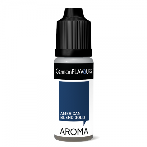 German Flavours Aroma 10ml American Blend Gold