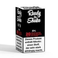 Ready to Shake NikotinShot 10ml 20mg 50VG/50PG