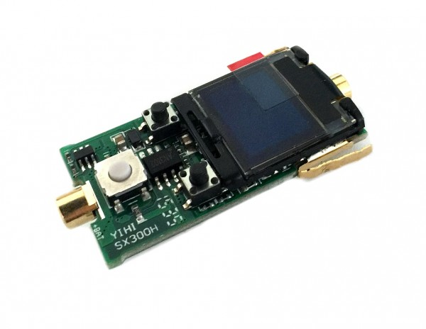 SVS SX300H Chip