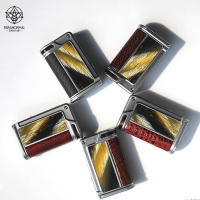 Lost Vape Paranormal DNA166 TC Box Mod Scarlet Passion Resin