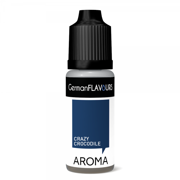 German Flavours Aroma 10ml Crazy Crocodile
