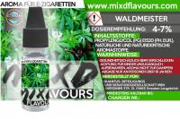 Waldmeister - MIXD Flavours Aroma 10ml
