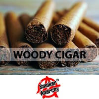 Woody Cigar - Smoker Anarchy® Liquid 10ml