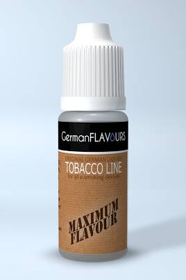 German Flavours 10ml E-Liquid MaximumFlavour
