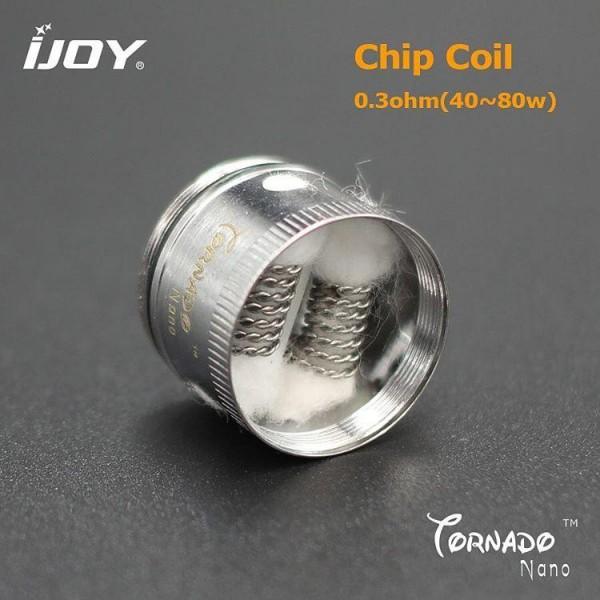 iJoy Tornado Nano Chip Coil 0,3 Ohm
