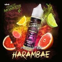 Harambae - Twelve Monkeys Liquid 50ml 0mg