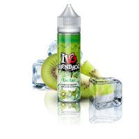 Kiwi Cool - I VG Menthol Liquid 50ml 0mg