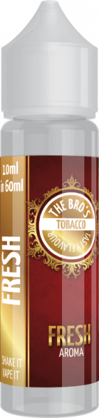 Fresh - The Bro´s Tobacco Aroma 10ml