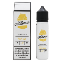 Vanilla Custard - The Milkman Classics Liquid 50ml 0mg