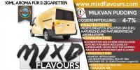 Milkvan Pudding - MIXD Flavours Aroma 10ml