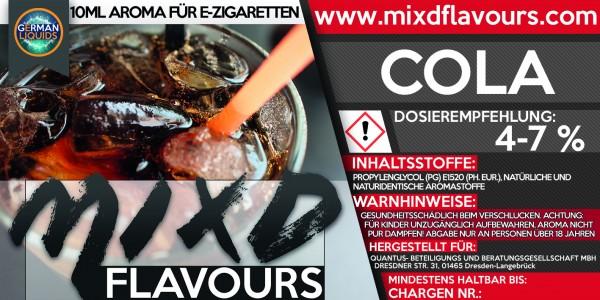 MIXD Flavours Aroma 10ml Cola