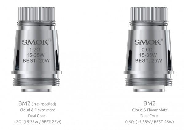 Smok BM2 Coil für Brit One Mini (5er Pack)