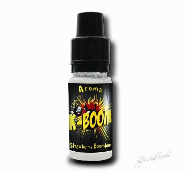 K-Boom Aroma 10ml Strawberry Boombon