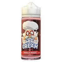 Vanilla Peach - Mr. Cream Liquid 100ml 0mg