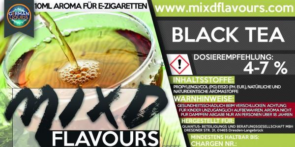 MIXD Flavours Aroma 10ml Black Tea