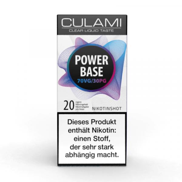 Culami PowerBase 70/30 20mg 10ml