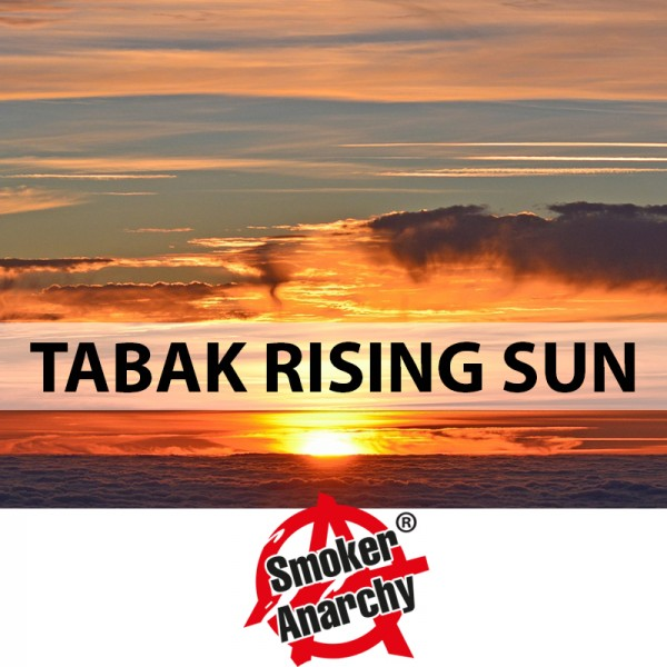 Smoker Anarchy® Liquid Tabak Rising Sun