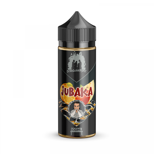 Jubaka by Steamshots - 510CloudPark Liquid 100ml 0mg