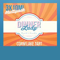 Cornflake - Dinner Lady Liquid 3x10ml