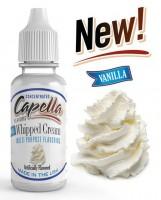 Vanilla Whipped Cream - Capella Aroma 13ml