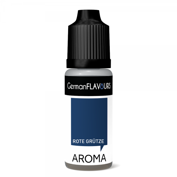 German Flavours Aroma 10ml Rote Grütze