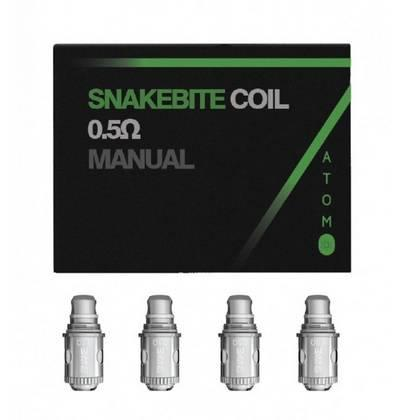 Atom SnakeBite Subxero Coils 0,5 Ohm (4er Pack)