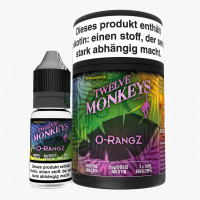 Twelve Monkeys O-Rangz 30ml