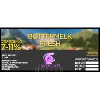 Twisted Flavors-Aroma (10 ml) Bottermelk Fresh