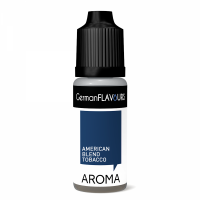 German Flavours Aroma 10ml American Blend Tobacco