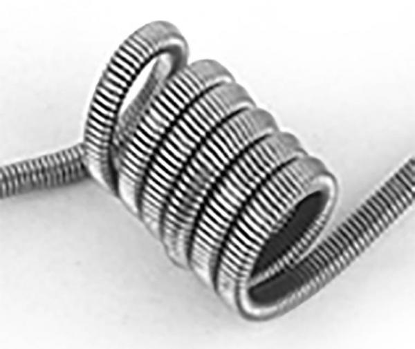 Fused Clapton fertige Coils (5er Pack)
