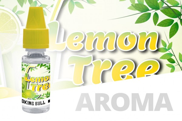 Smoking Bull Aroma 10ml Lemon Tree