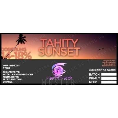Twisted Flavors-Aroma (10 ml) Tahity Sunset