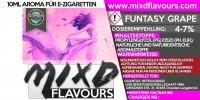 Funtasy Grape - MIXD Flavours Aroma 10ml